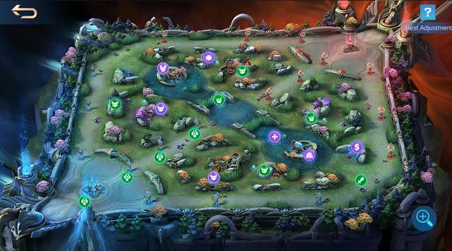 8 Monster Jungle Terbaru Mobile Legends Battlefield Update Patch Terbaru