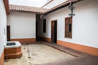 Fuente de los Deseos de la Casa de Simón Bolívar