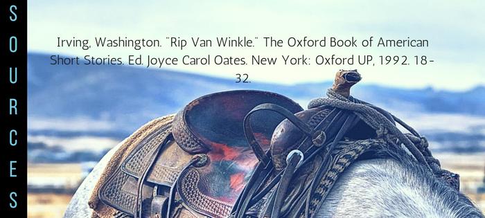 Summary of Washington Irving's Rip Van Winkle Sources