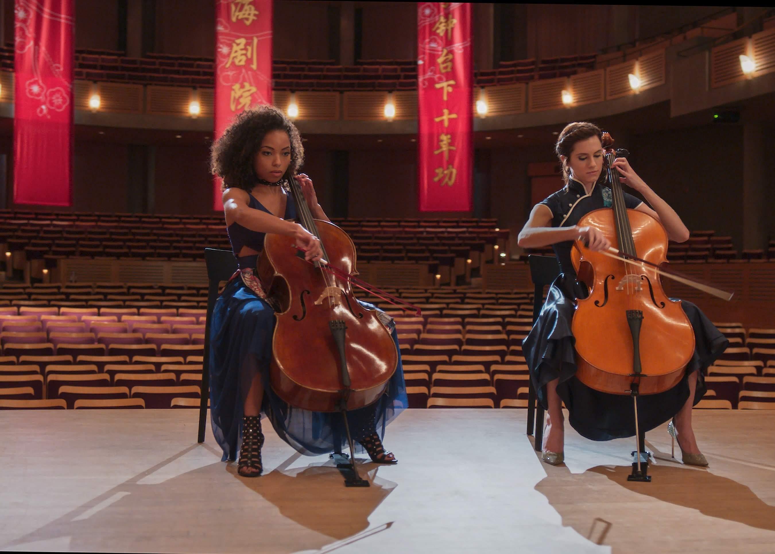 The Perfection :「ゲット・アウト」のアリソン・ウィリアムズを主演に起用し、ふたりの天才的なチェロ奏者のめぐり会いが、予想のつかない邪悪な展開へと雪崩込んでいくことで、ホラー映画ファンが観たがっている注目の話題作「ザ・パーフェクション」の予告編を初公開 ! !
