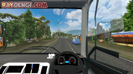 mod bussid fuso trailer oversize