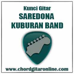 Chord SAREDONA KUBURAN BAND