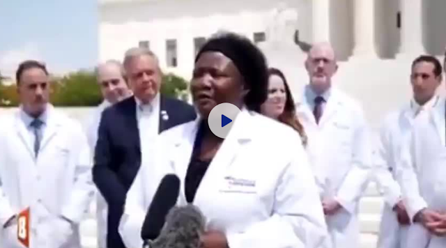 U.S.based Nigerian doctor insists hydroxychloroquine cures COVID-19