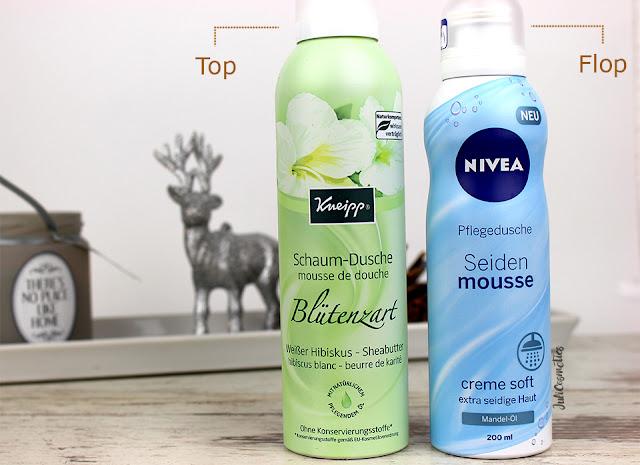 Kneipp-Schaum-Dusche-vs-NIVEA-Seiden-Mousse