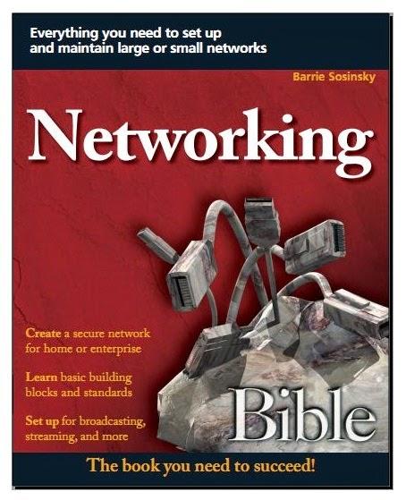 Networking bible barrie sosinsky