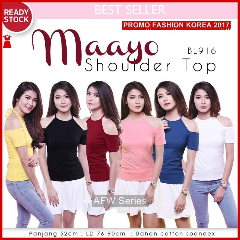 BAMFGW197 Maayo Top Kaos Wanita PROMO BMG