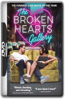 The Broken Hearts Gallery [2020] [DVD R1] [Latino]