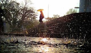 Doa dan Tindakan Rasulullah Yang Dapat Dicontoh Ketika Hujan Deras Disertai Angin Kencang