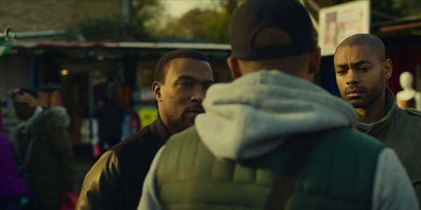 Top Boy Temporada 3 HD 720p Latino Dual