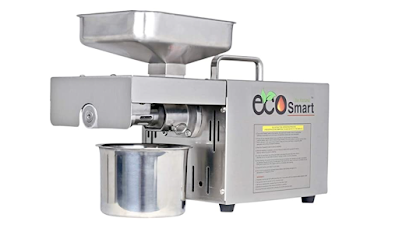 EcoSmart ES 01 IS 400W Oil Extraction Machine With Industry Motor for Continue Working