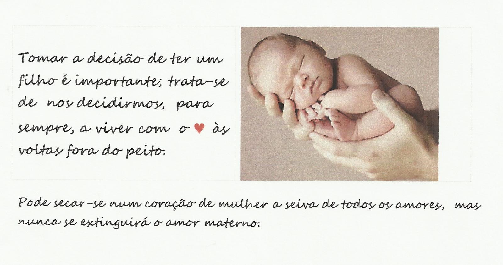 Frases De Mãe Para Filho Que Vai Nascer