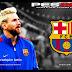 PES 2017 Barcelona Start Screen Pack By WARRIORBLACK