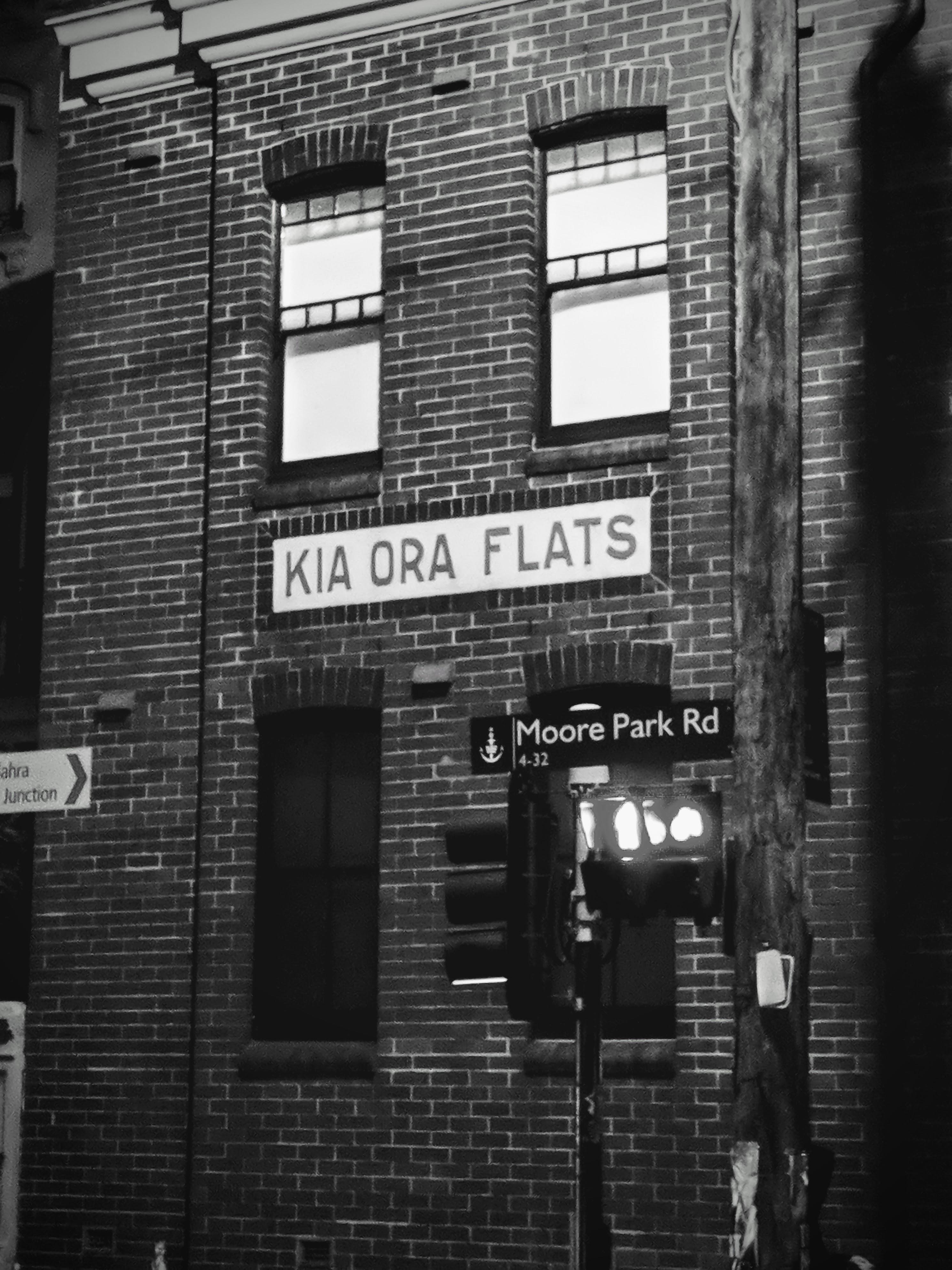 Kia Ora Flats, Sydney