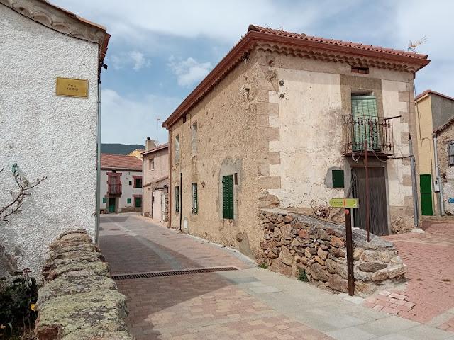 Calle Camino del Chorro en San Mamés