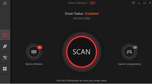 IObit Driver Boost