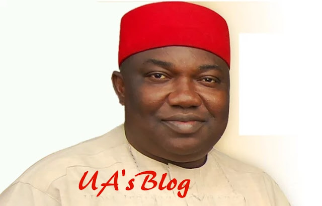 BREAKING: Gov Ugwuanyi wins as Supreme Court upholds his election