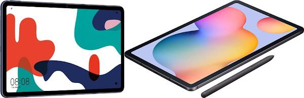 Huawei MatePad 10.4 New Edition vs Samsung Galaxy Tab S6 Lite