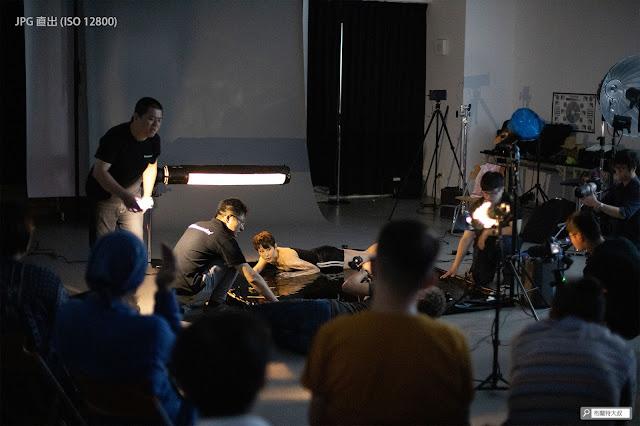 Canon EOS RP 使用心得 - 高 ISO 測試