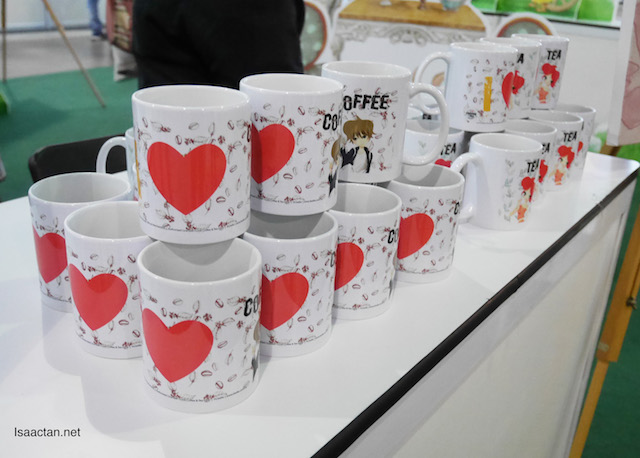Interesting Liselle illustrated mugs