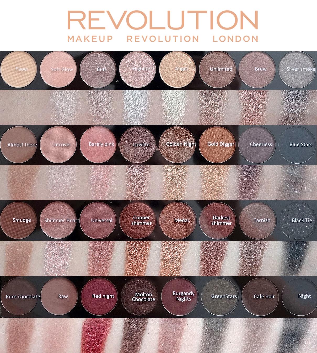 Makeup revolution london flawless matte 2