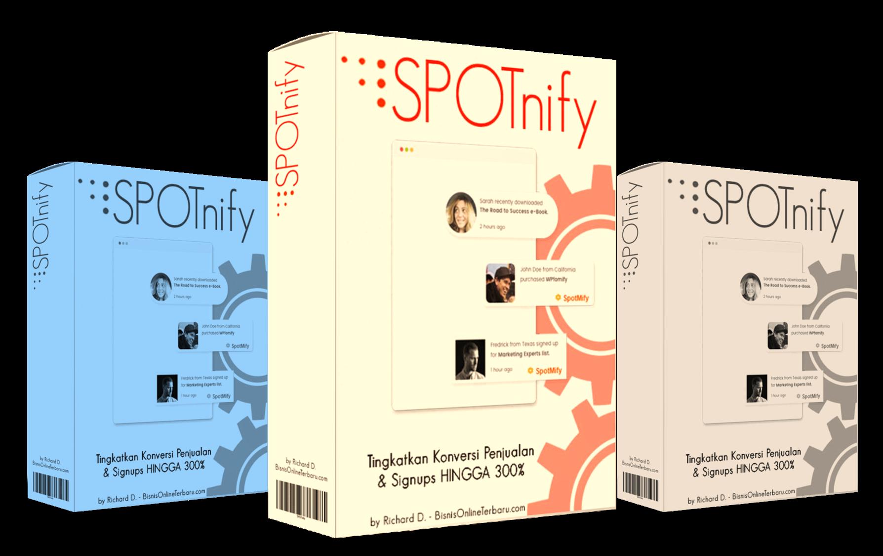 SPOTnify bikin penjualan meningkat 10 kali lipat