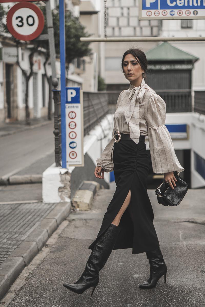 blusas de rayas - tendencia