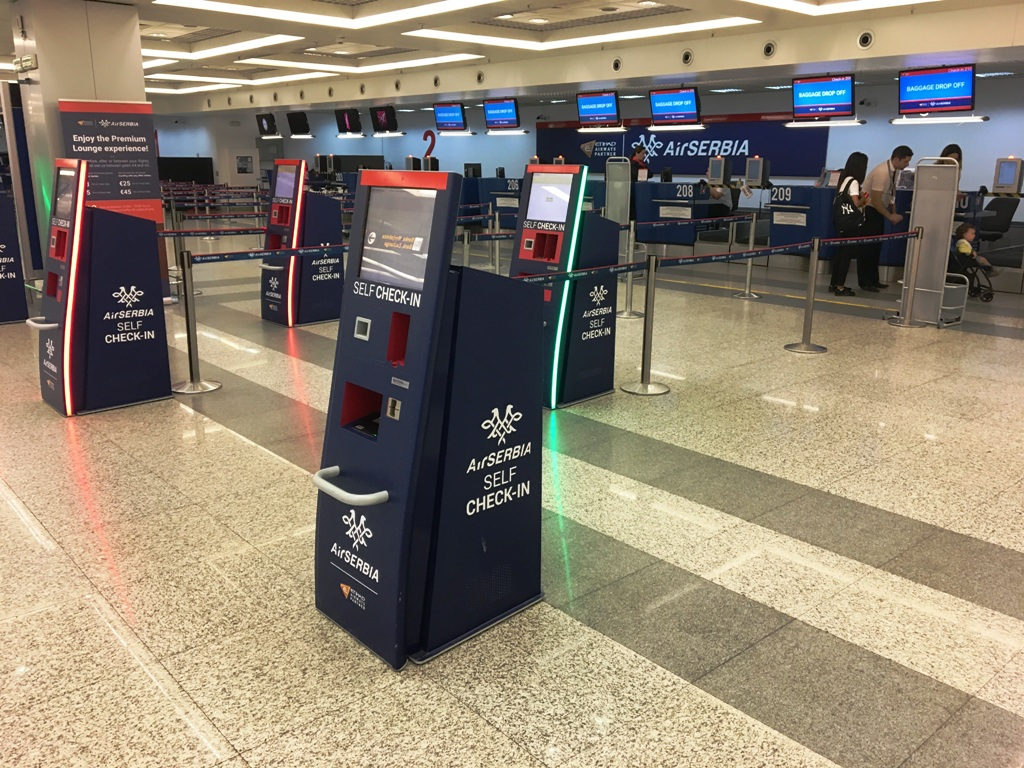 air serbia online check in