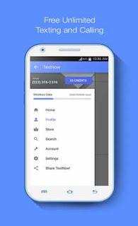 TextNow – free text + calls Premium 6.46.0.2 Unlocked android for Apk