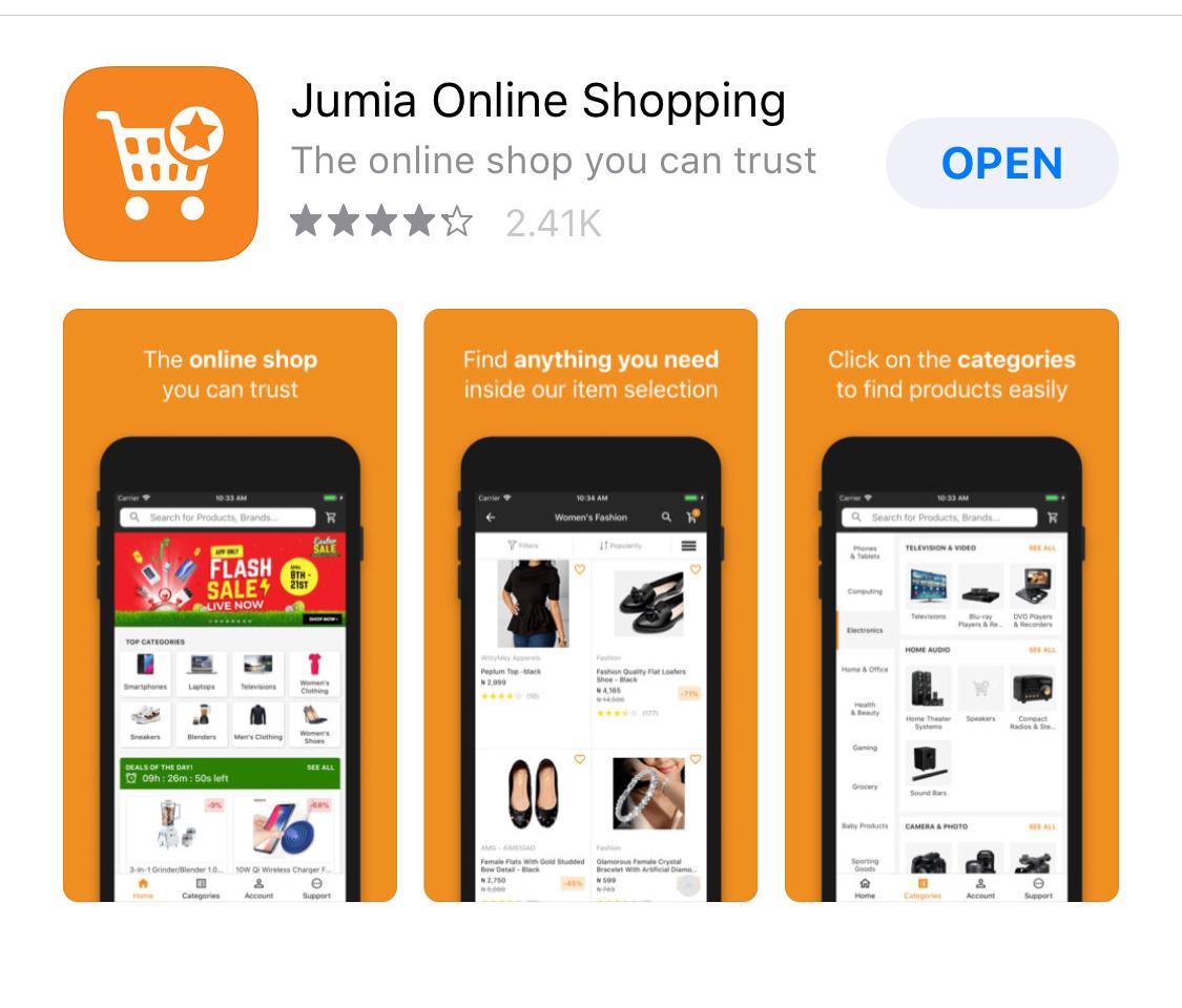 Jumia Mobile App