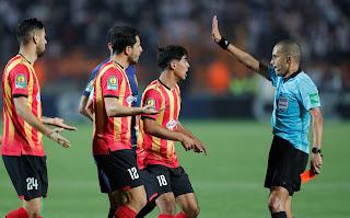 ملخص واهداف مباراة الترجي وتونجيث (1-2) دوري ابطال افريقيا