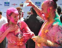 Holi Hot Girl Images Wet HD Wallpapers | Happy holi hot images for gf bf