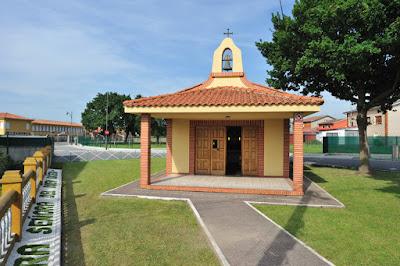 Capilla de la Virgen del Buen Suceso, el Carbayu, Lugones, Siero