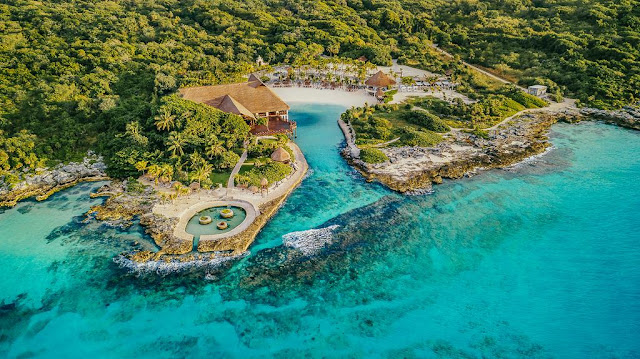 The Occidental at Xcaret Destination hotel is on the Riviera Maya, and combines a fully preserved natural and cultural environment with an all inclusive resort with an exclusive selection of rooms with the latest services and facilities.