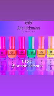 Anna Hickimann Neon