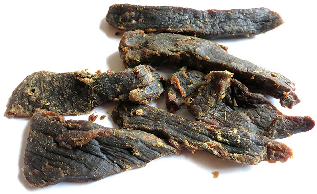 sweet southern bbq jerky