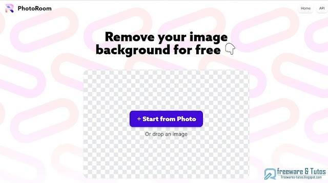 PhotoRoom Background Remover : un autre outil en ligne gatuit pour supprimer facilement l'arrière-plan d'une photo