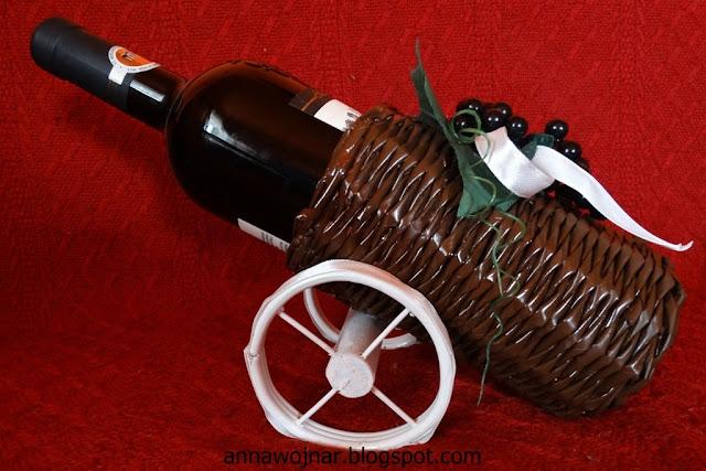 Armata na wino :)