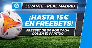 Levante vs Real Madrid