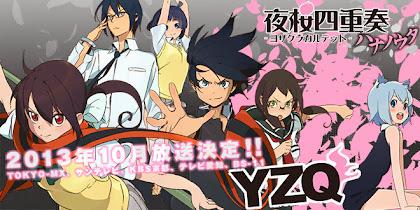Todos os Episódios de Yozakura Quartet: Hana No Uta