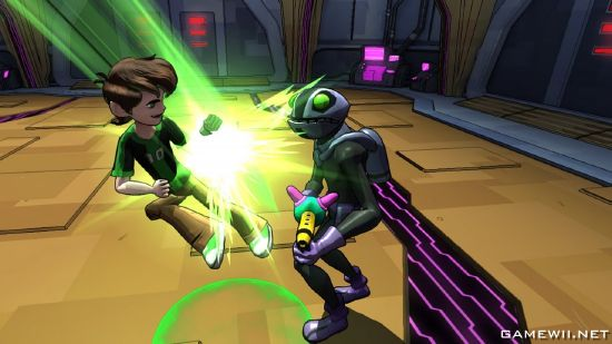 Ben 10 Omniverse 2 - Download Game Nintendo Wii Free