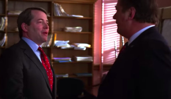 When '30 Rock' Spoofed the Civil Service