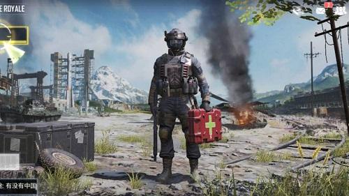 Yếu tố phương án team được đẩy cao chỉ trong loạt game Battle Royale của Call of Duty mobile