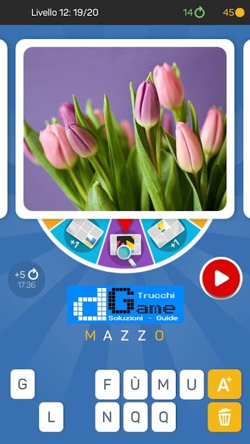 Kezako: Immagine Misteriosa soluzione pacchetto 12 livelli (1-20)