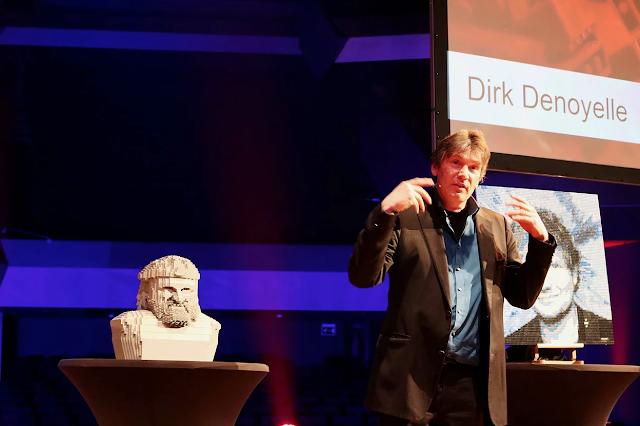 dirk denoyelle, motivational speech, speaker