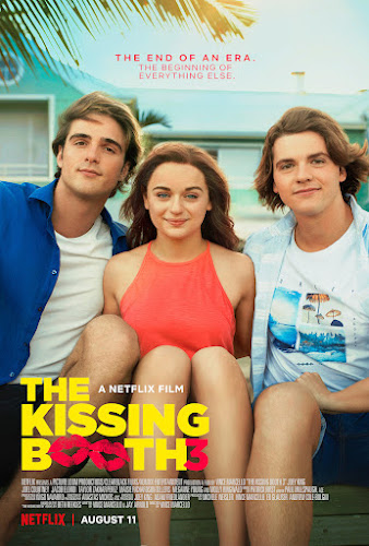 The Kissing Booth 3 (Web-DL 720p Dual Latino / Ingles) (2021)