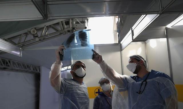 Ministério da Saúde atualiza informações sobre a pandemia