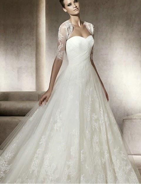 Lace Designer Wedding Dresses