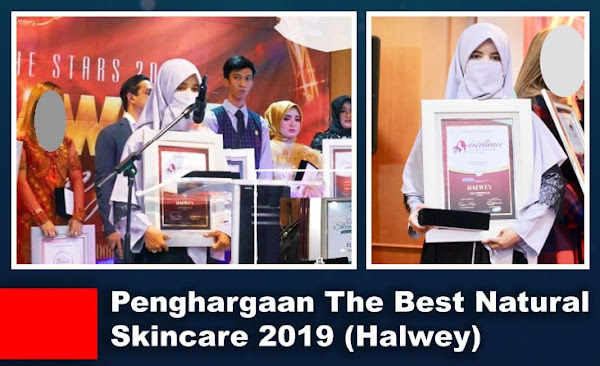 Halwey, Skincare Buatan Lokal Terbaik Indonesia