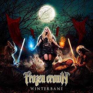 """Ο δίσκος των Frozen Crown """"Winterbane"""""""