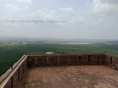 Najara View Point, Damoh (नाजारा व्यू पांइट, दमोह, मध्यप्रदेश)